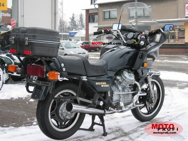 Honda GL 500 Silver Wing 1983 photo