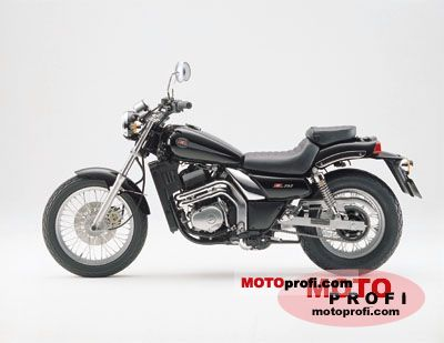 Kawasaki EL 252 Eliminator 2001 photo