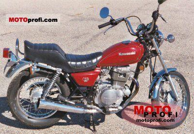 Kawasaki Z 250 C 1981 photo