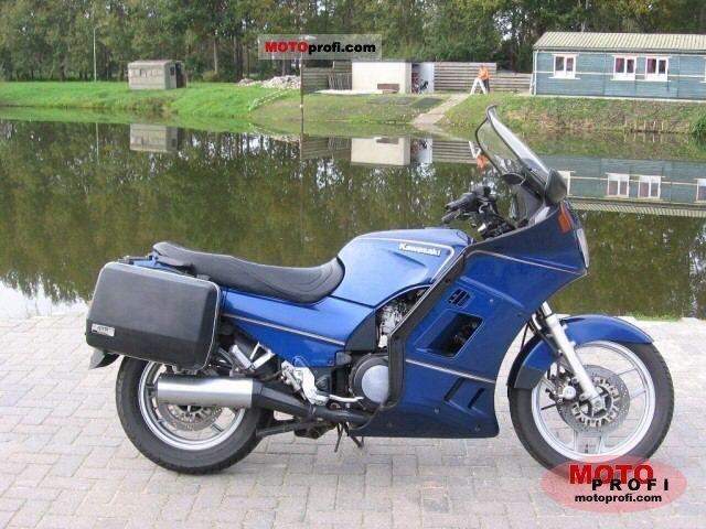 Kawasaki 1000 GTR 1991 photo