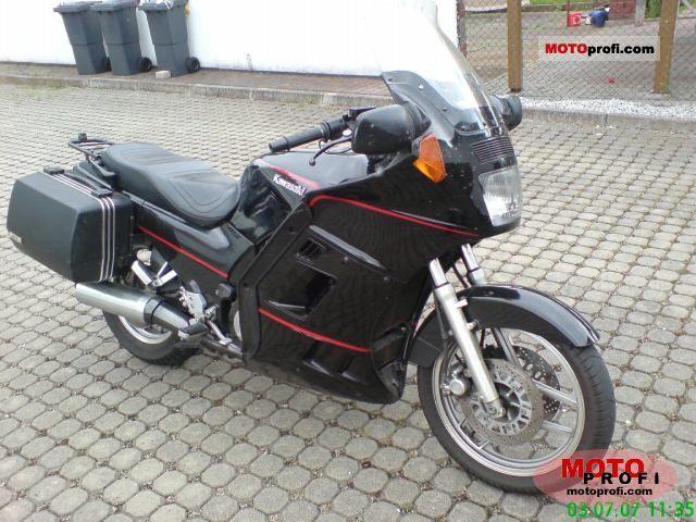 Kawasaki 1000 GTR 1992 photo