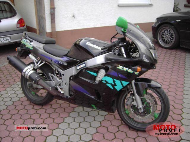 Kawasaki ZX 6R Ninja 1996