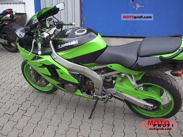 Kawasaki ZX-6R Ninja 2001 photo