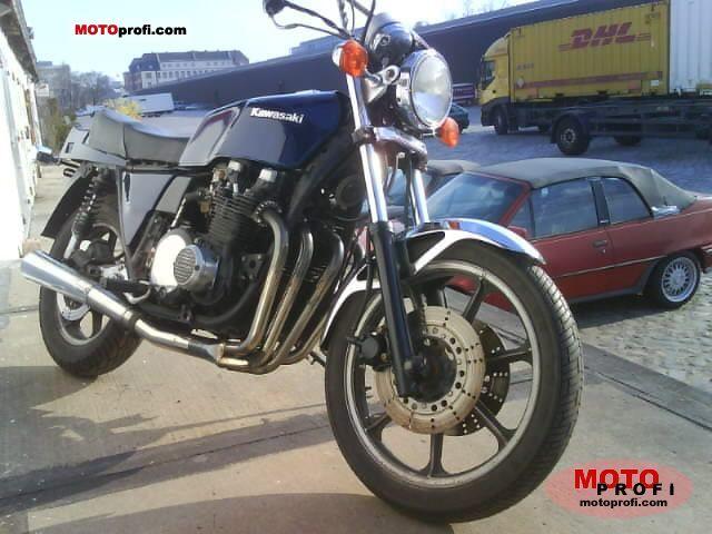 Kawasaki Z 1000 1978 photo