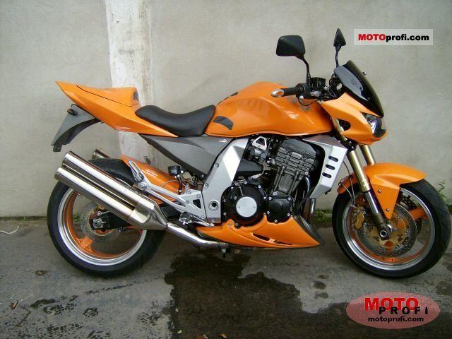 Kawasaki Z 1000 2003 Specs and Photos