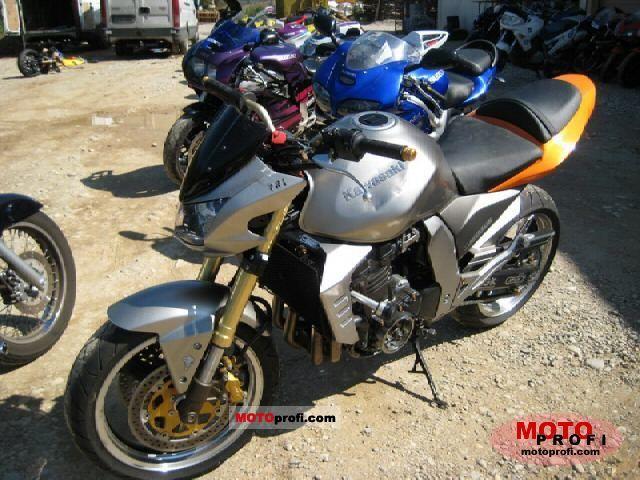 Kawasaki Z 1000 2005 photo