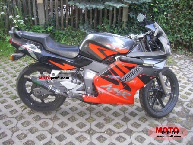 honda nsr 125 1998 specs and photos. Black Bedroom Furniture Sets. Home Design Ideas