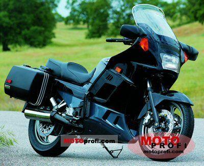 Kawasaki GTR 1000 1995 photo