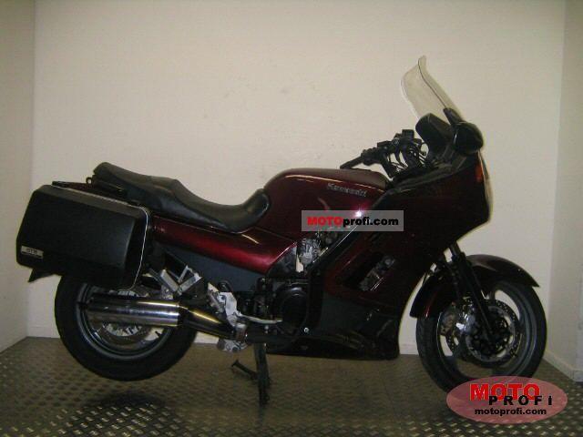 Kawasaki GTR 1000 1996 photo