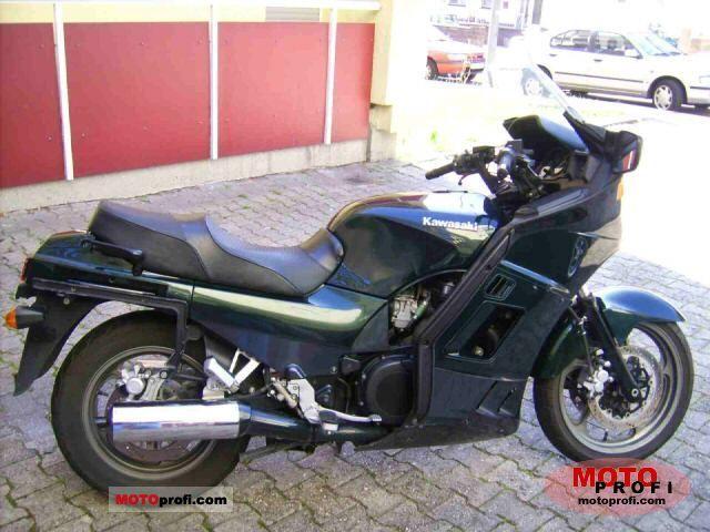 Kawasaki GTR 1000 1997 photo