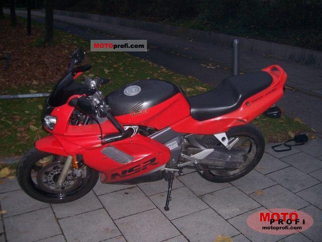 Honda NSR 125 2000 photo