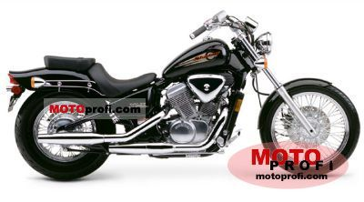 Honda VT 600 C Shadow 2003 photo