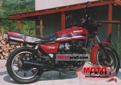 Kawasaki GPZ 1100 1986 photo
