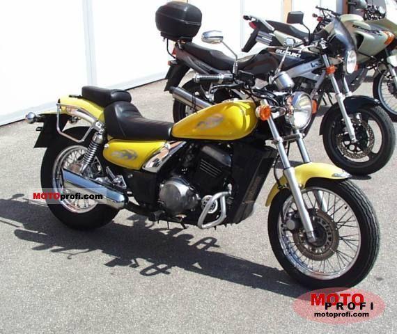 Kawasaki EL 250 1992 photo