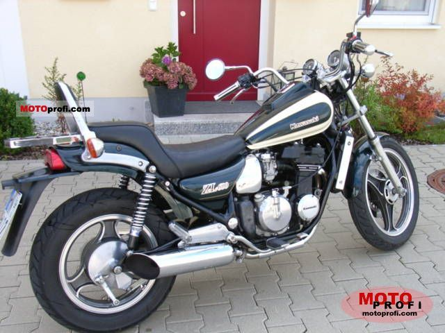 Kawasaki ZL 600 1987 photo