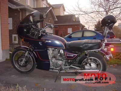 Kawasaki Z 1100 ST 1981 photo