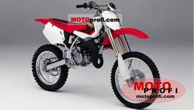 Honda CR 80 RB Expert 2002 photo