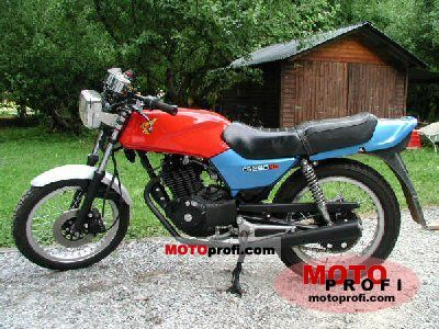 Honda CB 250 RS 1981 photo