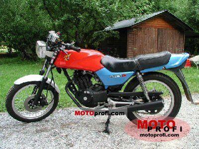 Honda CB 250 RS 1981 photo