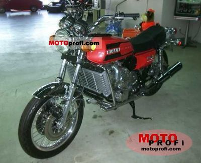 Suzuki RE 5 Rotary 1975 photo