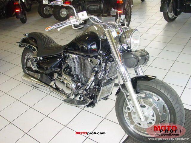 Suzuki VL 1500 LC Intruder 2000 Specs And Photos