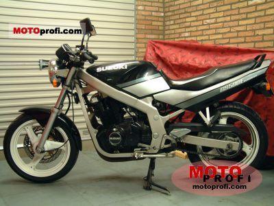 Kawasaki GS 500 E 1990 photo