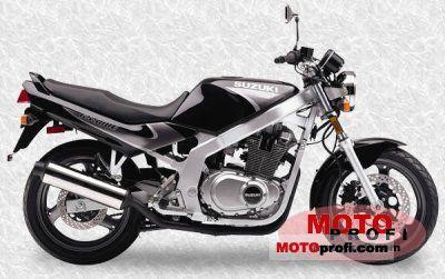 Kawasaki GS 500 E 2000 photo