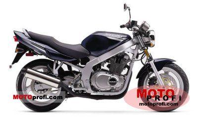 Kawasaki GS 500 E 2001 photo