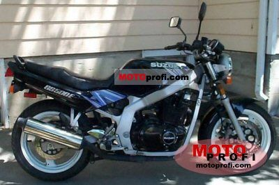 Kawasaki GS 500 E 2003 photo