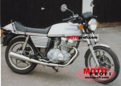 Suzuki GSX 250 E 1981 photo