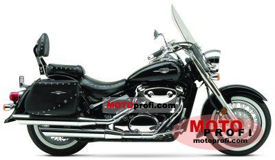 Suzuki Boulevard C50 T 2005 photo