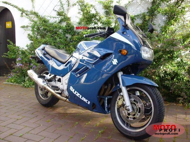 Suzuki GSX 1100 F 1992 Specs and Photos