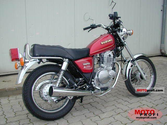 1997 Suzuki GN250