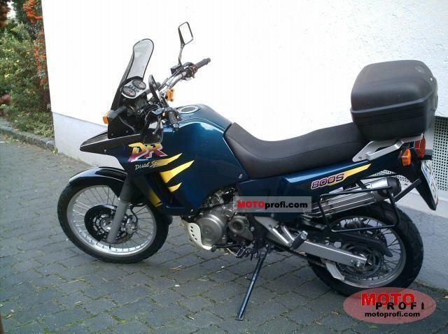 Suzuki DR 800 S 1996 photo