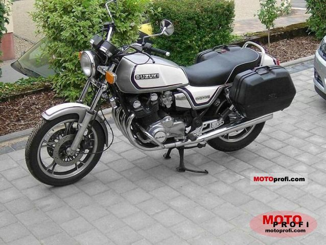 Suzuki GS 1100 G 1988 photo
