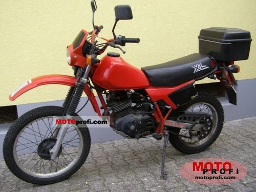 Honda XL 250 R 1982 photo