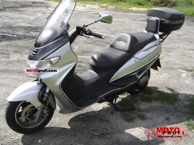 Suzuki Burgman 400 2000 photo