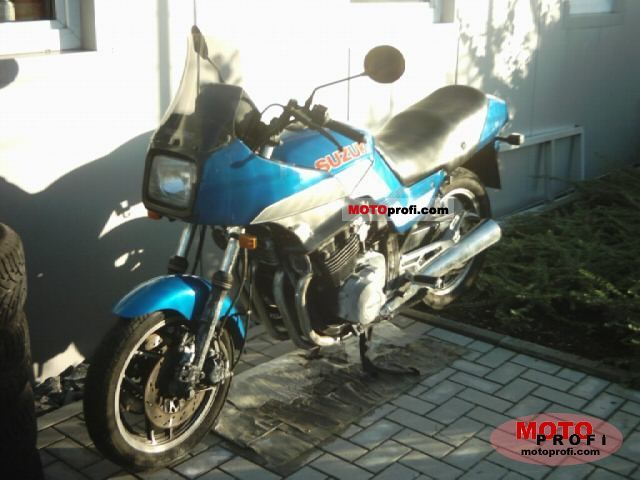 Suzuki GSX 750 ES 1985 photo