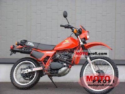 Honda XL 250 R 1984 photo