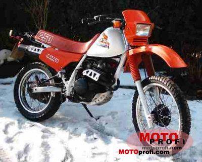 Honda XL 250 R 1987 photo