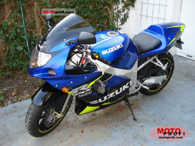 Pleasant Suzuki Gsx R 600 2001 Specs And Photos Ibusinesslaw Wood Chair Design Ideas Ibusinesslaworg