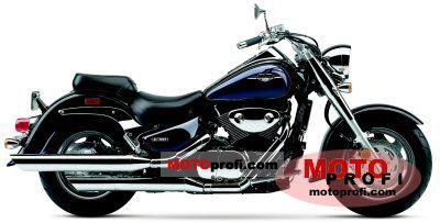 Suzuki Boulevard C90 2005 photo