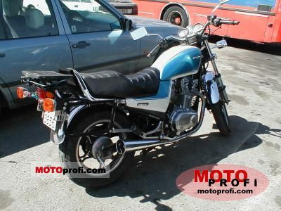 Suzuki GR 650 X 1985 photo