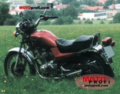 Suzuki GR 650 X 1987 photo