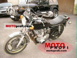 Suzuki GS 750 E 1978 photo