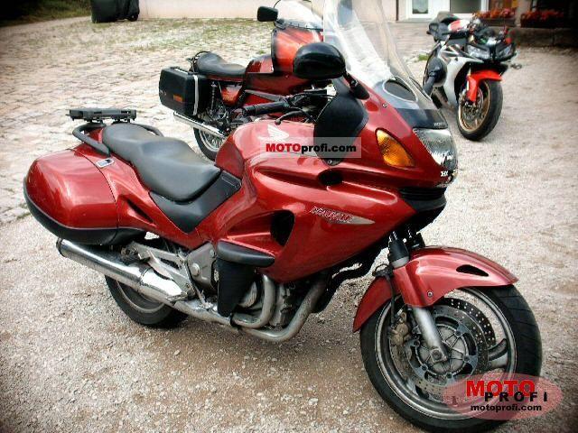 Honda NT 650 V Deauville 2001 photo