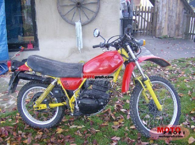 Honda XL 250 S 1978 photo