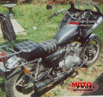 Suzuki GS 750 L 1979 photo