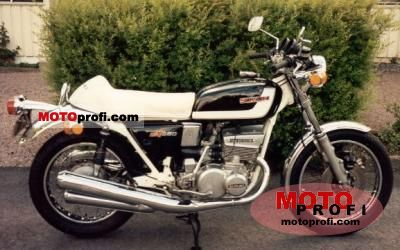 Suzuki GT 550 1974 photo