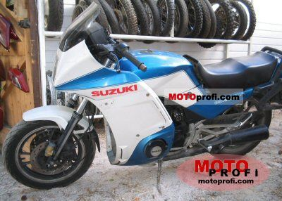 Suzuki GSX 550 EF 1984 photo